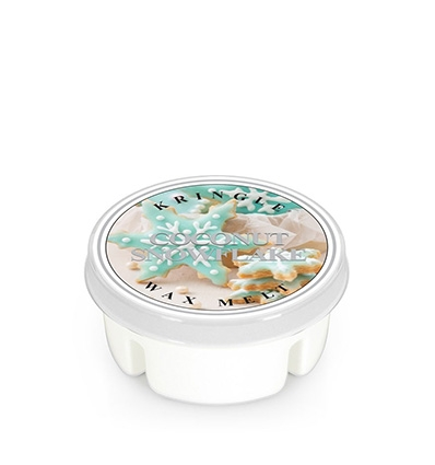 Coconut Snowflake (Wosk)