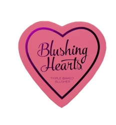 Róż Candy Queen of Hearts (Makeup Revolution)