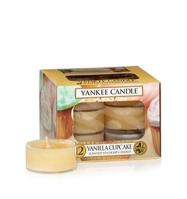 Vanilla Cupcake (Tealight)