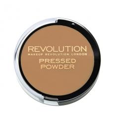 Puder prasowany Warm (Makeup Revolution)