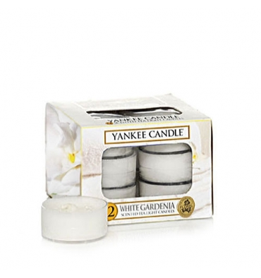 White Gardenia (Tealight)