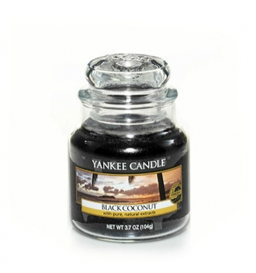 Black Coconut (Mały słoik)