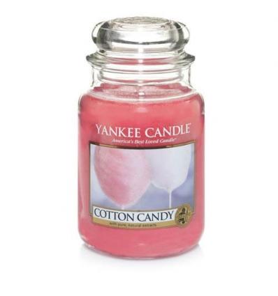 Cotton Candy (Duży słoik)