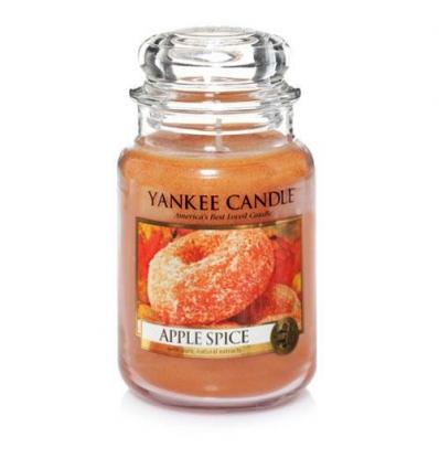 Apple Spice (Duży słoik)