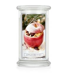 Apple Chutney (Duży słój - 2 knoty)
