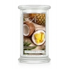 Coconut Pineapple (Duży słój - 2 knoty)