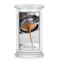 Espresso Crema (Duży słój - 2 knoty)