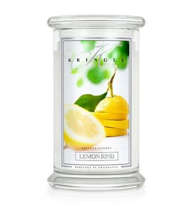 Lemon Rind (Duży słój - 2 knoty)
