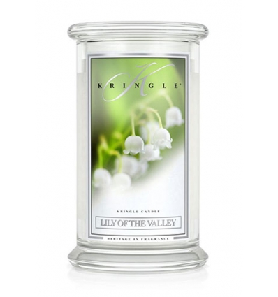 Lily Of The Valley (Duży słój - 2 knoty)