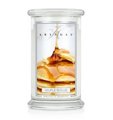 Maple Sugar (Duży słój - 2 knoty)