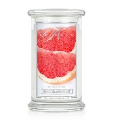 Pink Grapefruit (Duży słój - 2 knoty)