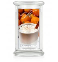 Pumpkin Latte (Duży słój - 2 knoty)