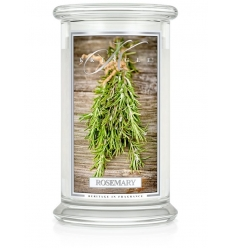 Rosemary (Duży słój - 2 knoty)