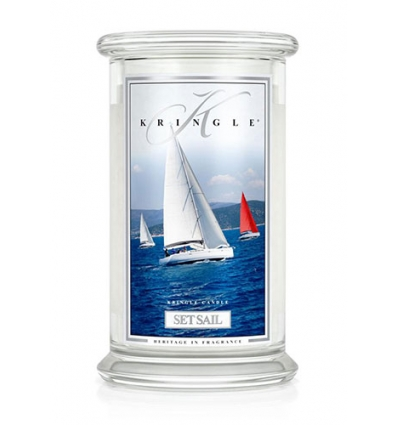 Set Sail (Duży słój - 2 knoty)