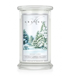 Snow-Capped Fraser (Duży słój - 2 knoty)