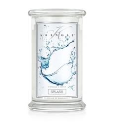 Splash (Duży słój - 2 knoty)