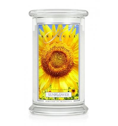 Sunflower Sunrise (Duży słój - 2 knoty)