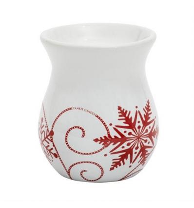 Kominek Snowflake Ceramic