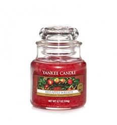 Red Apple Wreath (Mały słoik)