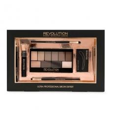 Zestaw do makijażu Ultra Professional Brow Expert (Makeup Revolution)