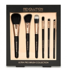 Zestaw do makijażu Ultra Pro Brush Collection (Makeup Revolution)