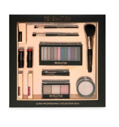 Zestaw  Ultra Professional Collection (Makeup Revolution)