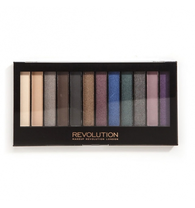 Paleta cieni Hot Smoked (Makeup Revolution)
