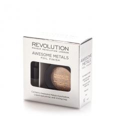 Metaliczny cień do powiek Eye Foils Rose Gold (Makeup Revolution)