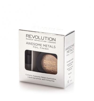Cień do powiek Eye Foils Rose Gold (Makeup Revolution)