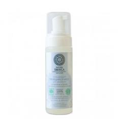 Muss do oczyszczania twarzy nawilżający - do skóry tłustej i mieszanej 150 ml (Natura Siberica)