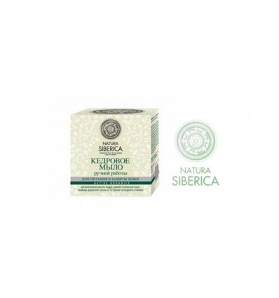 Naturalne mydło cedrowe - odżywienie i ochrona 100 g (Natura Siberica)