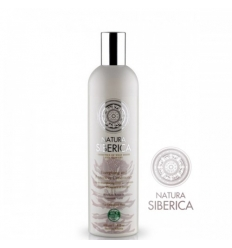 Odżywka do włosów osłabionych ochrona i energia 400ml (Natura Siberica)