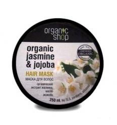 ORGANICZNA maska do włosów ORGANICZNY JAŚMIN i JOJOBA (Organic Shop)