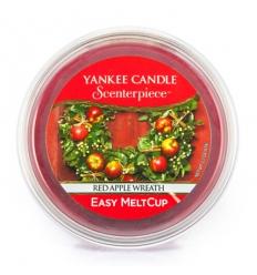 Red Apple Wreath (Wosk Scenterpiece)