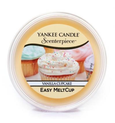 Vanilla Cupcake (Wosk Scenterpiece)
