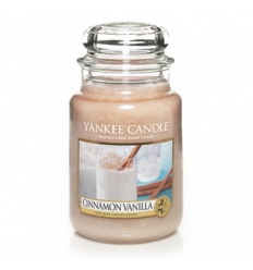 Cinnamon Vanilla (Duży słoik)