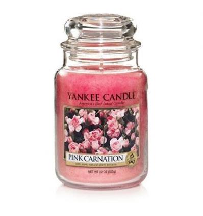 Pink Carnation (Duży słoik)