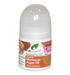 Organiczny dezodorant 50 ml (Marokański Olej Arganowy)