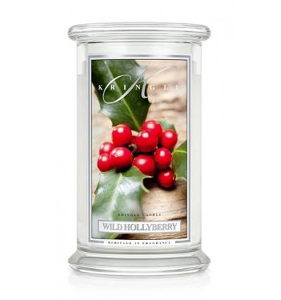 Wild Hollyberry (Duży słój - 2 knoty)