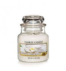 White Gardenia (Mały słoik)