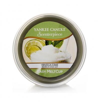 Vanilla Lime (Wosk Scenterpiece)