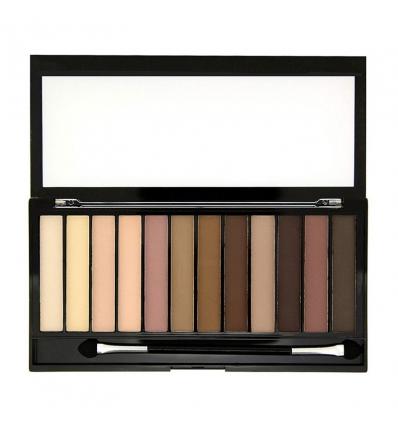Paleta cieni Iconic Essential Mattes 2 (Makeup Revolution)