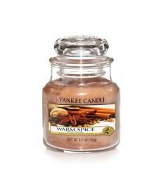 Warm Spice (Mały słoik)