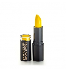 Żółta szminka Amazing Scandalous Felony (Makeup Revolution)