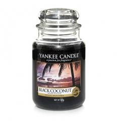 Black Coconut (Duży słoik)