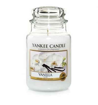 Vanilla (Duży słoik)