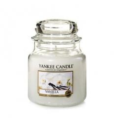 Vanilla (Średni słoik)