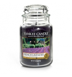 French Lavender (Duży słoik)