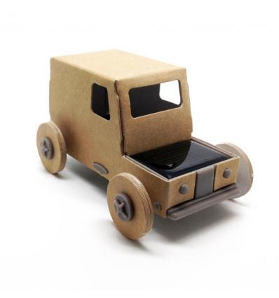 Autogami Solarny Samochodzik