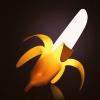 Lampka nocna Banan